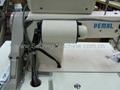 單針高速自動剪線平縫機+伺服馬達連選針盒 3