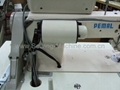 1-NEEDLE LOCKSTITCH MACHINE W/AUTO THREAD TRIMMER + SERVO MOTOR & CONTROL PANEL