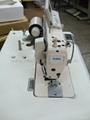 單針高速自動剪線平縫機+伺服馬達連選針盒 5