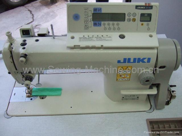單針平縫縫紉機  1