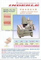 IDL-302 ONE THREAD ABUTTED SEAM SEWING