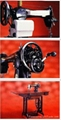 勝家牌腳踏縫紉機 3