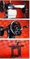 胜家牌脚踏缝纫机
