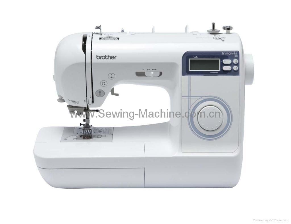 NV30 DOMESTIC SEWING MACHINE 1