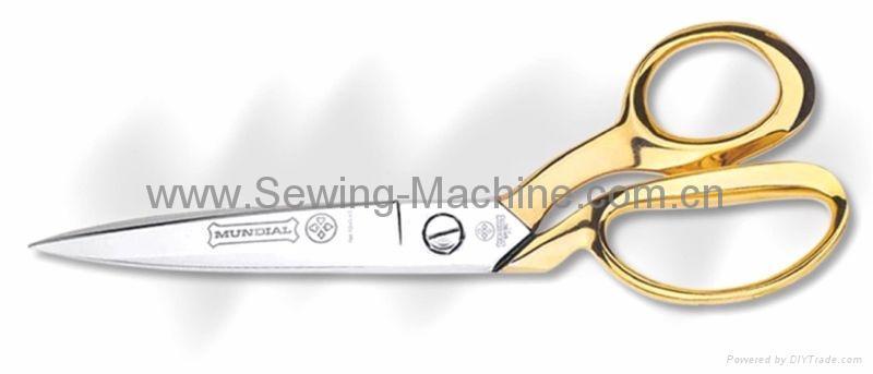 蒙特890锻造裁缝剪刀 3