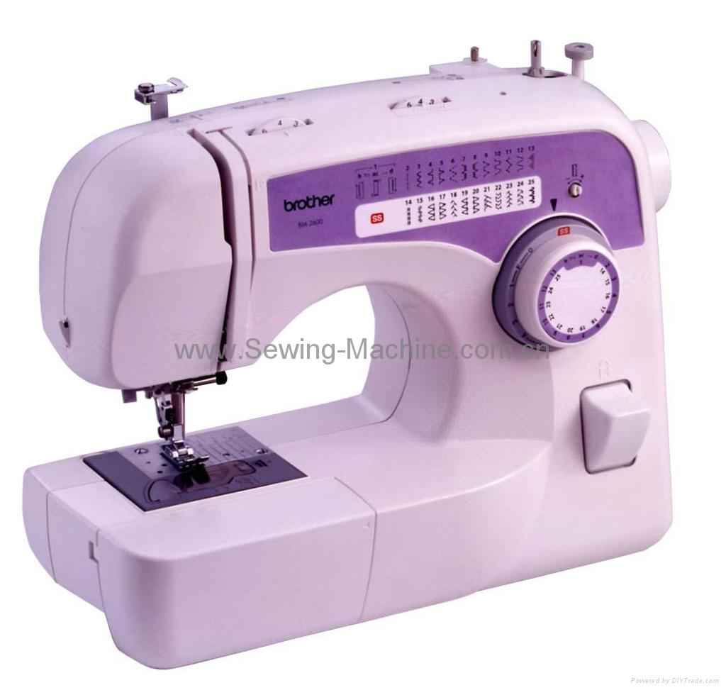 BROTHER BM-2600 DOMESTIC SEWING MACHINE