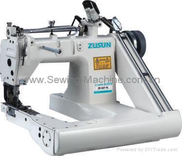 HIGH-SPEED FEED-OFF-THE-ARM CHAINSTITCH MACHINE 2