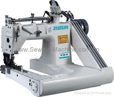 HIGH-SPEED FEED-OFF-THE-ARM CHAINSTITCH MACHINE 3