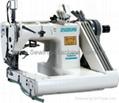 HIGH-SPEED FEED-OFF-THE-ARM CHAINSTITCH MACHINE 4