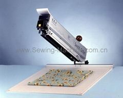 EC-CUTTER EZ-2 Swatch Cutter(lightest pinking cutter)