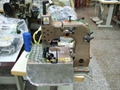 纽朗 HR-4N绳网包缝机