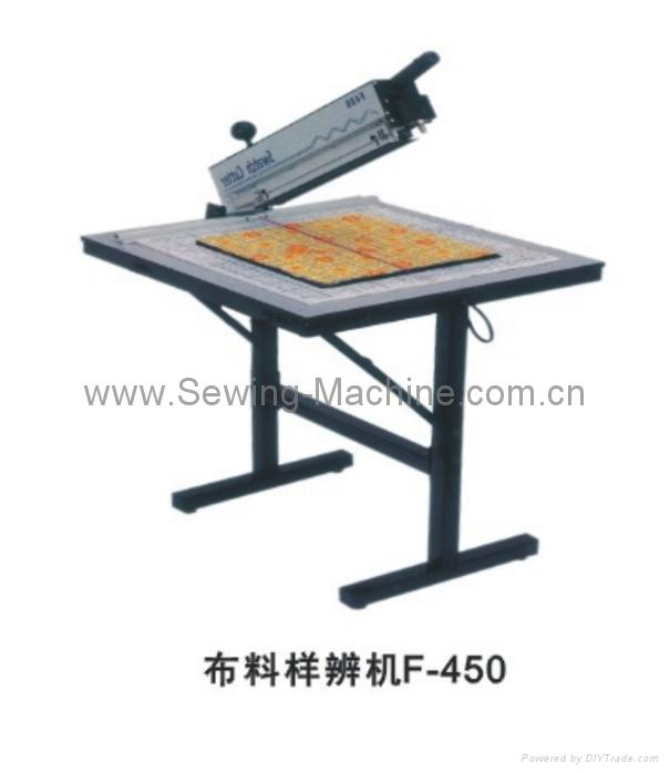 样品裁剪机(锯齿状)  轻便型 1