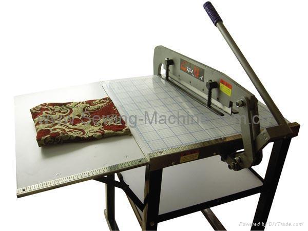 鋸齒狀樣品裁剪機(重型) 1