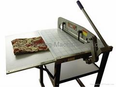 鋸齒狀樣品裁剪機(重型)