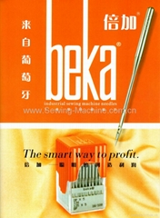 Beka Swing Machine Needles
