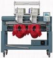 2-head, 9-needle Embroidery Machine 2