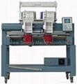 2-head, 9-needle Embroidery Machine 3