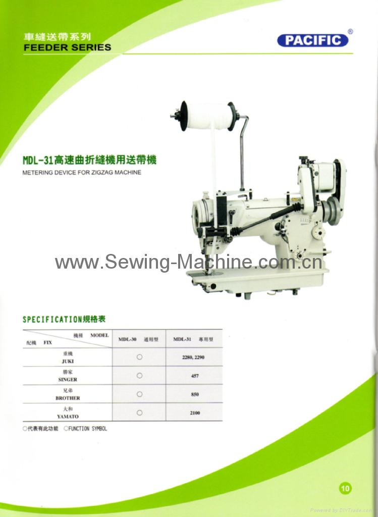 Pacific Sewing Feeder 1