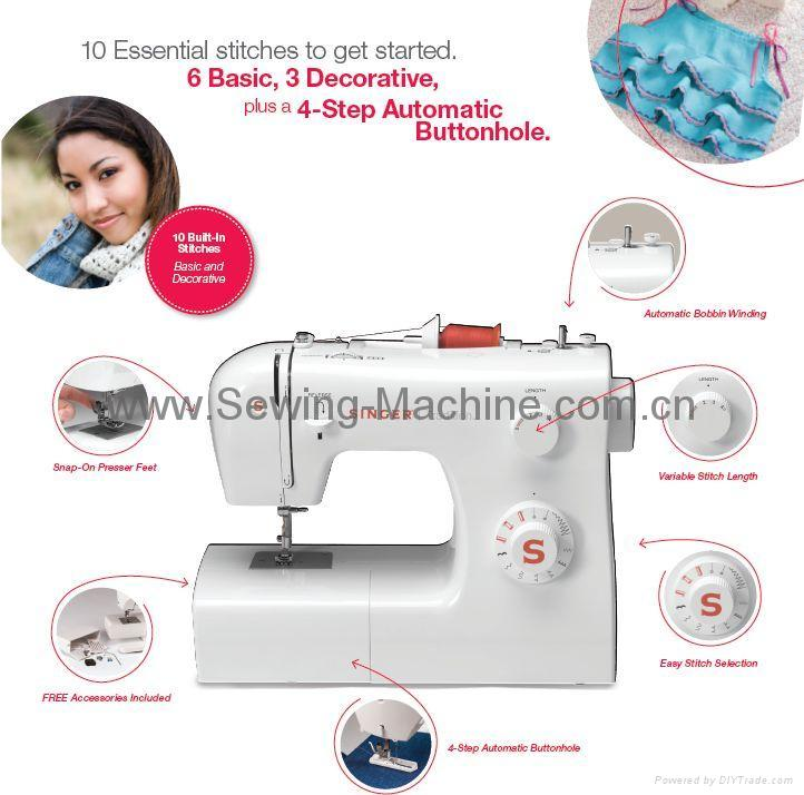 SINGER TRADITION  DOMESTIC SEWING MACHINE