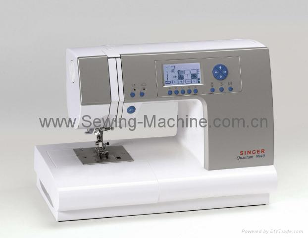 SINGER QUANTUM COMPUTER  DOMESTIC SEWING MACHINE 3