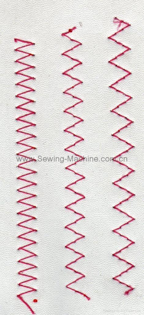 SZ-21-5NL PRESSER FOOT FEED zigzag sewing machine 3