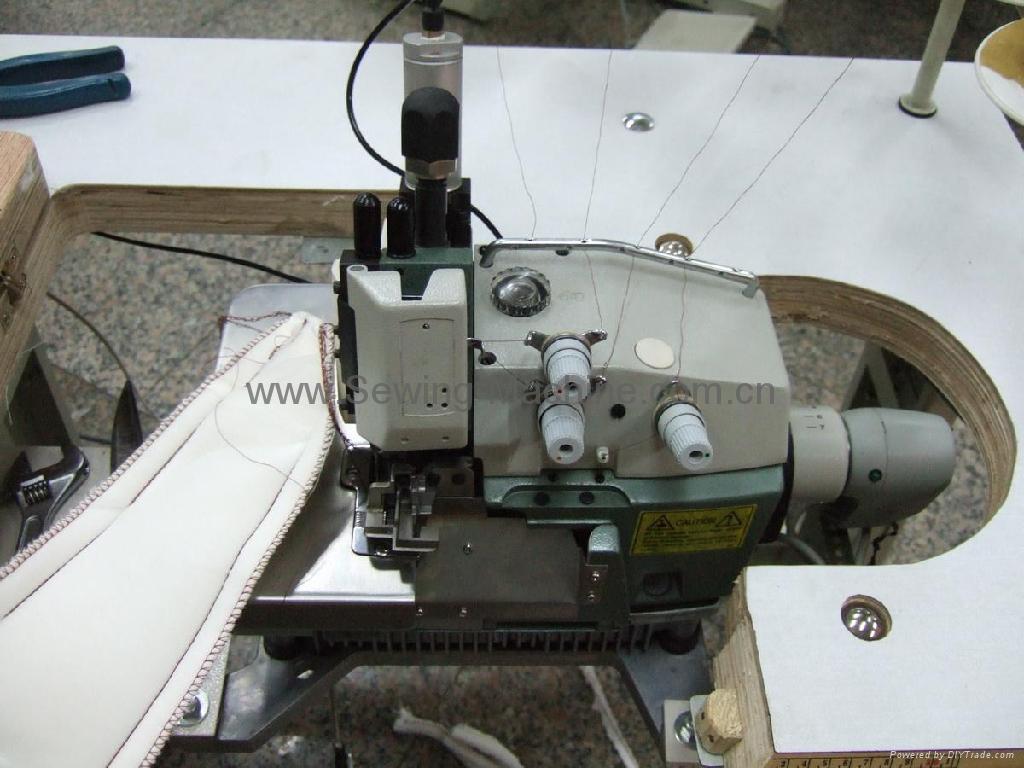 NF1000 Flange Machine (supper thick overlock machine) 1
