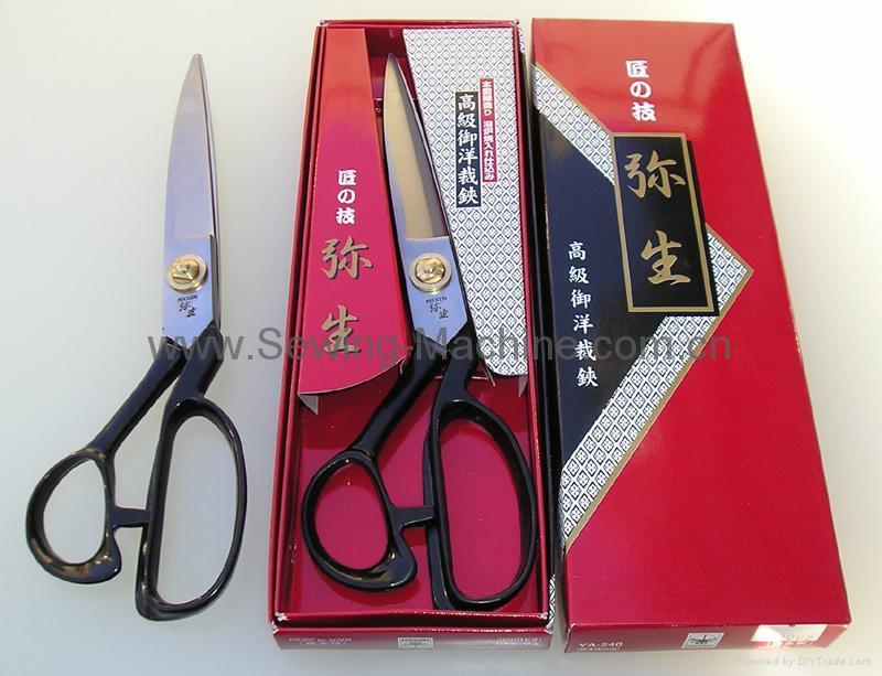 JAPAN NIKKEN Tailor Shears 2