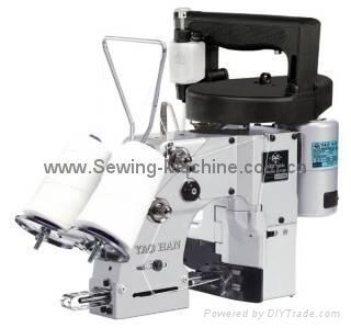 台湾耀瀚牌N320A 双线厚料手提缝包机 1
