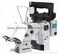 台湾耀瀚牌N320A 双线厚料手提缝包机