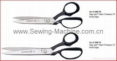 蒙特498鍛造裁縫剪刀