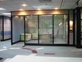 福州玻璃隔断墙 1