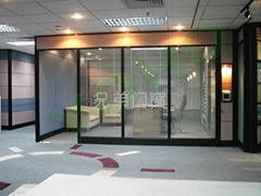 福州玻璃隔断墙