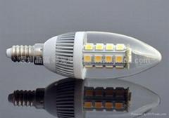 3W LED蠟燭玉米燈
