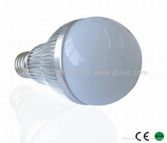 New! E27 5W LED bulb