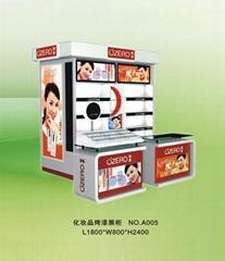 深圳化妆品展柜设计公司