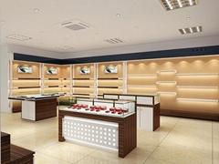 烤漆珠宝展柜厂家