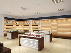 烤漆珠寶展櫃廠家