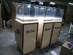 中纖板烤漆精品展櫃