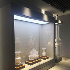 陶瓷藝朮館展櫃木質博物館展櫃