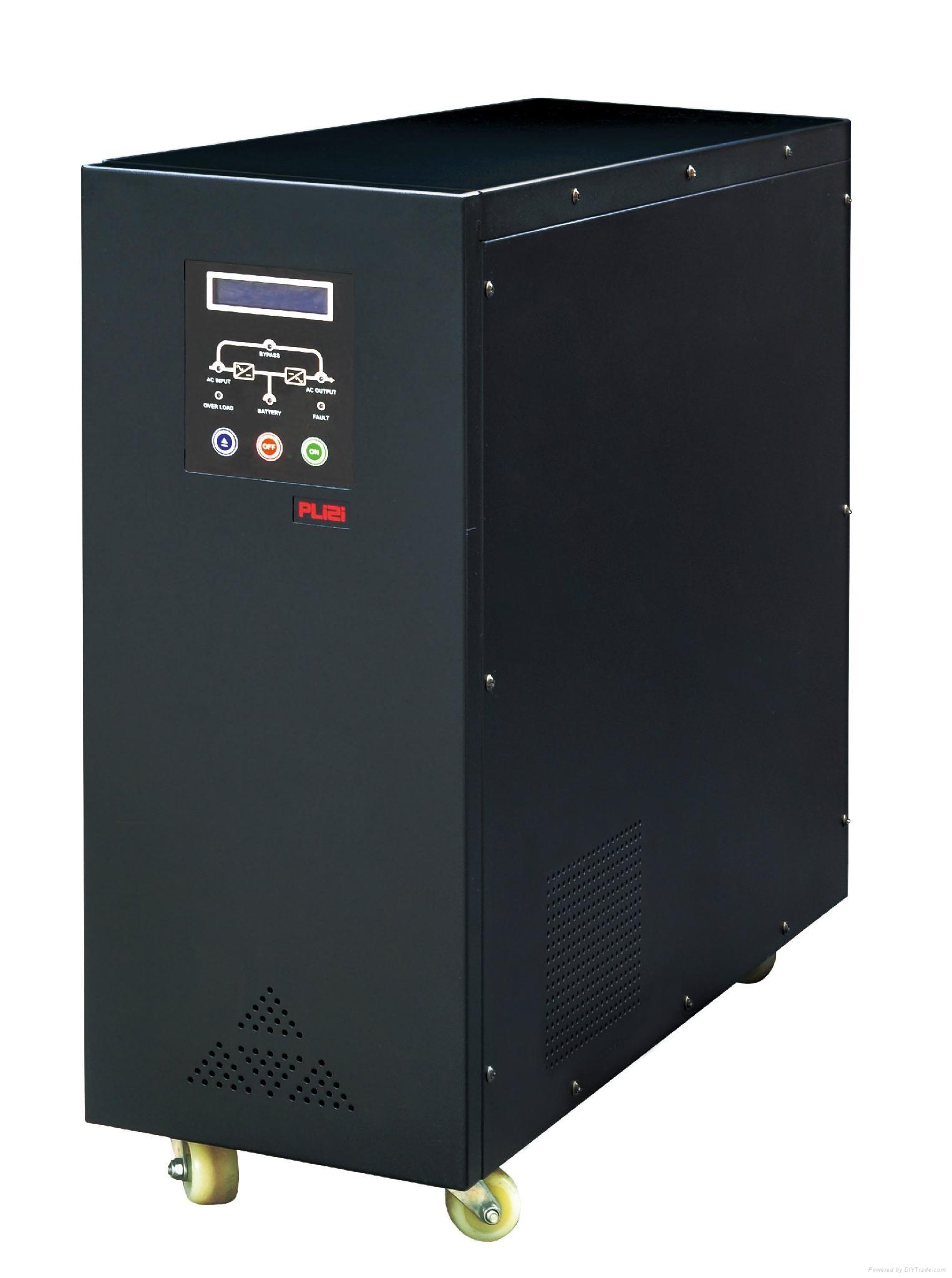 工頻UPS單入單出電源 2KVA 1