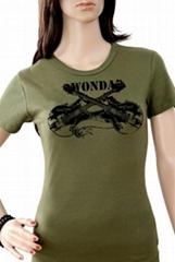 print  women t shirt
