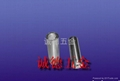 实心不锈钢广告订,优质咨询台装饰螺丝钉 1
