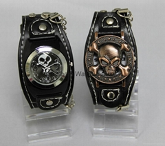 skull fashion watch SNT-P083