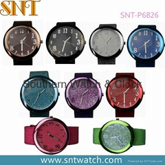 fashion watch SNT-P6286 8 colors available