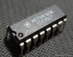強光手電筒控制板