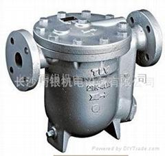 J7.2X自由浮球式TLV 蒸汽疏水阀