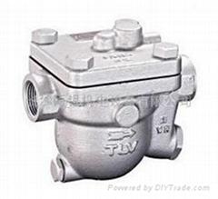 J5X 日本TLV自由浮球蒸汽疏水阀