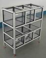 货柜支架铝型材 2
