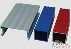 铝方管型材6063系列方管铝型材