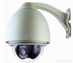 Intelligent PTZ High Speed Dome Camera